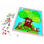 Jogo Árvore Pedagógica 84 Peças,compre-agora,maravilhoso