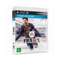 Fifa 2014 Ps3 Mídia Fisica Blu-ray . Original Lacrado