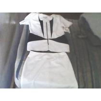 Oferta Conjunto Tipo Vestido De Blusa Y Falda Vintage