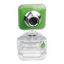 Cámara Web Webcam Usb Giratoria Fotos 360 Grados Pc Mac