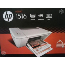 Impressora Hp 1516 Multifuncional Deskjet
