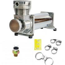 Combo Compressor 480c +pressostato + Braçadeira
