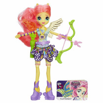 My Little Pony Equestria Girls Archery Fluttershy Hasbro