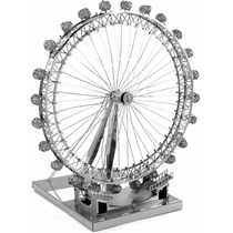 Rompecabezas 3d London Eye Rueda Fortuna Fascinations Iconx