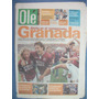 Diario Ole 14-11-2004 Lanus San Lorenzo Boca Velez