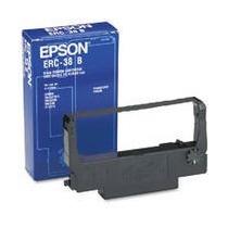 Cinta Original Epson Erc-38 B Negra Tmu/bixolon 270