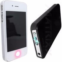 Linterna Led Con Chicharra Electrica En Forma De Iphone 5mvl