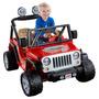 Jeep De Bateria Para Niños Wrangler Con Control