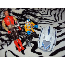 Lote De Brinquedos - Max Steel - Hot Wheels