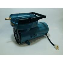 Compressor Para Aquário E Lago A Bateria 12v Resun Mod Mpq-9
