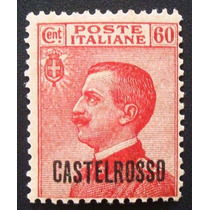 A5092 Itália Castel Rosso Yvert Nº 8 Nn