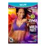 Jogo Zumba Fitness: World Party - Wii U
