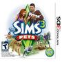 The Sims 3 Pets 3ds Nuevo Entrega Express Citygame