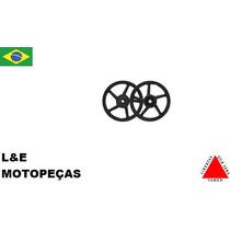 Jogo Roda Liga Leve Moto Ybr Factor/sundown Max Fosco Tambor