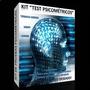 Test Psicometricos Con Pruebas, Respuestas Y Analisis