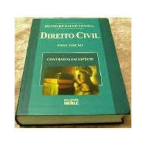 Livro Direito Civil Sílvio De Salvo Venosa 3ªedição