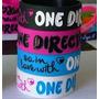 Vendo Pulsera Silicone Al Detal One Direction Gruesas