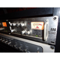 Preamp Dbx 586 A Bulbos Eq, Limit Y Tarjeta Digital Spidf