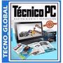 Cd Manual Tecnico De Reparacion De Computadoras Laptop Video