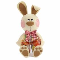 Dulcero Bautizo Cumpleaños Presentación Fofucho Conejo Foamy