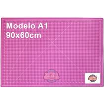 Base Placa De Corte Pink 90x60cm - Patchwork Scrapbook + Nf