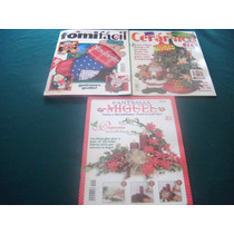 Revistas De Manualidades Navideñas