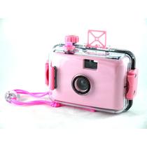Camera Aquática Lomo Aquapix A Prova Dagua 35mm Lomography