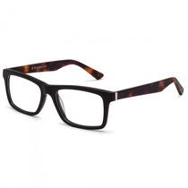 Armação Óculos Grau Fórum F6029a2753 Marrom Brilho- Refinado