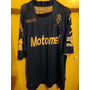 Camiseta Fútbol Huracán Kappa 2009 2010 Motomel Xl Elastizad