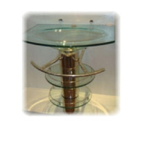 Lavabo Axcent Cristal Jd5 60x50x72cm