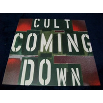 The Cult Coming Down Lp Vinil 1994 Single Europeo Pearl Jam
