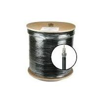 Cable Coaxial Rg6 75 Ohm 95%malla Perfect Rollo De 10 Metros