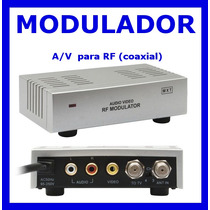 Mini Modulador Rf!!!