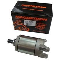 Motor De Partida Arranque Yamaha Crypton 105 Magnetron