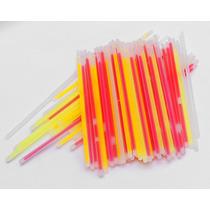 Tubo D 100 Varitas Neon Colores Y Seguros Para Figuras Xaris