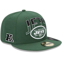 Gorra New Era Los New York Jets Moda Urbana 7 1/2=59.6 Ctms