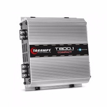 Modulo Taramps T800.1 Compact 1canal 800w Rms Mono T800 4ohm