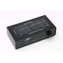 Tcc Tc-750lc Negro Profesional Moving Magnet Preamp