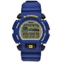 Relógio Casio G-shock Dw-9052-2v Resist. A Choques / 200m