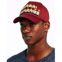 Gorra Ax Armani Exchange (ombre Hat) Roja 100% Original