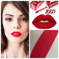 Batom Lime Crime Velvetines Red Velvet
