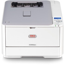 Impressora Laser Color P/ Transfer Oki C330dn Nova N/ Caixa!