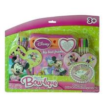 Disney Minnie Mouse Bow-tique Portable Papel De Fumar Art D