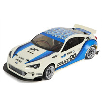 Hpi Racing 114356 1/10 Rs4 Sport 3 Drift Subaru Brz 4wd Rtr