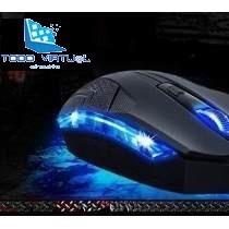 Mouse Alambrico Midio Blue Armor M-109 Gamer