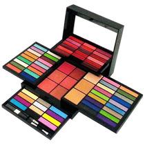 Kit Maquiagem Jasmyne Completo 78 Itens Efeito 3 D - V231