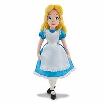 Alicia Pais Maravillas Gato Disney Store Juguete Peluche