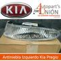 Antiniebla De Kia Preggio 2002/2004