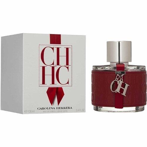 67cdf178ff33f Perfume Importado Feminino Ch Hc Carolina Herrera 100ml - R  309,05 em  Mercado Livre
