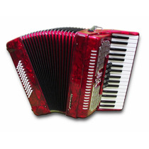 Acordeon A Piano Heimond De 60 Bajos